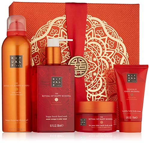 (Rituals The Ritual of Happy Buddha Medium Gift Set)