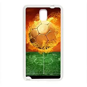 Fire Ball Pattern Custom Protective Hard Phone Cae For Samsung Galaxy Note3