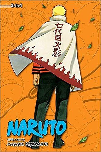 Naruto (3-in-1 Edition), Vol. 24: Includes vols. 70, 71 & 72 ...