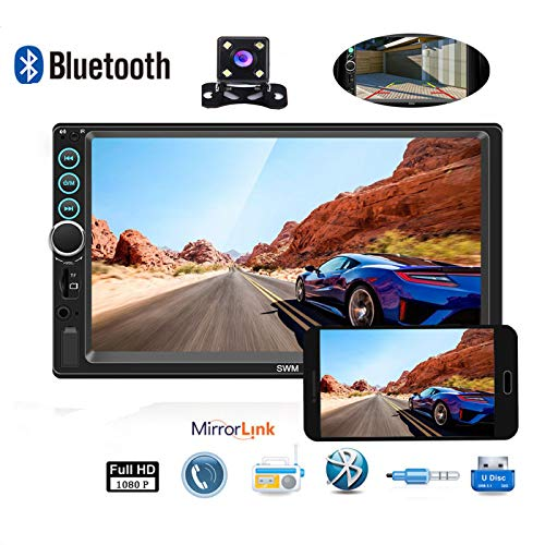 Multimedia Usb Stereo - Upgraded 2 din Car Stereo - Camecho 7
