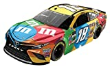 Lionel Racing Kyle Busch #18 M&Ms 2017 Toyota Camry 1:64th Scale HT Official Diecast of the Monster Energy NASCAR Cup Series