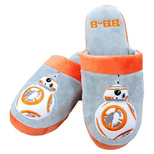 Offizielle Star Wars BB-8 Erwachsene Mule Slip On Slipper