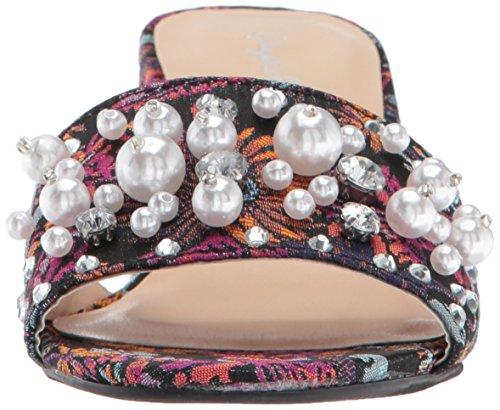 Fuchsia Katz 12x Qupid Heeled Women's Sandal Multi wATnqXBg