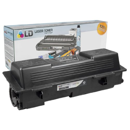 LD Compatible Toner Cartridge Replacement for Kyocera TK-1142 (Black)