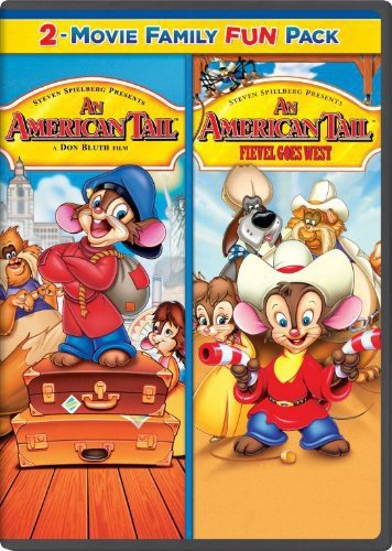 An American Tail 2-Movie Family Fun Pack