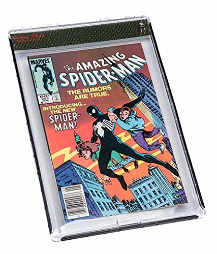 Comic Book Display - Openable and Closable (Standard Size (Fits Silver, Bronze, Current Books)