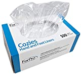 ForPro Cozies Hand and Foot Liners, Paraffin