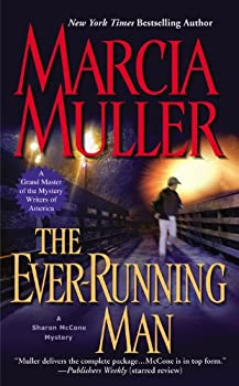 The Ever-Running Man 0446582425 Book Cover