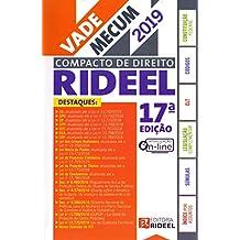 Vade Mecum Compacto de Direito Rideel 1º Semestre 2019