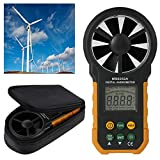 CAMWAY 6252A LCD Digital Anemometer Wind Speed Meter Anemometer Air Volume Measure