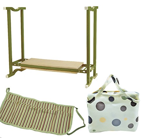 Mothers Kneeler Bench Garden P53P03