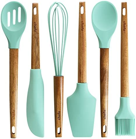 Silicone Utensils Balloon Slotted Kitchen product image