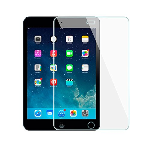 Anker Tempered-Glass Screen Protector for iPad Mini / iPad Mini 2 / iPad Mini 3 with Retina display - Premium Crystal Clear (Not compatible with iPad Mini 4) (Mini I Pad Screen Replacement)