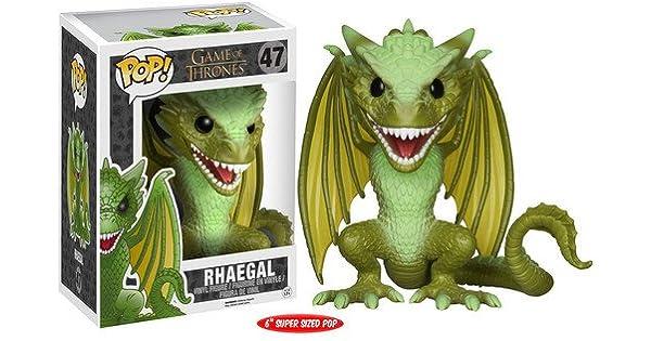 Amazon.com: Game Of Thrones–6-Inch Rhaegal ...