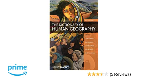 Pdf dictionary geography of human