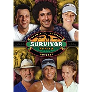 Survivor 3: Africa - The Complete Season movie