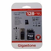 Gigastone 4IN1 128GB microSD Mobile Kit