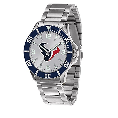 Gifts Watches NFL Houston Texans Key Watch by Rico Industries