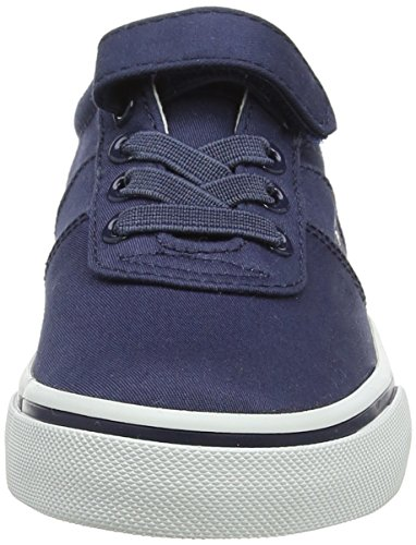 Ralph Lauren Hanford EZ, Zapatillas Para Niños Blue (Navy Twill)