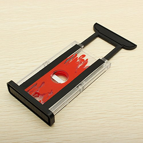 New Finger Cutter Chopper Guillotine Magic Props Tricks Toy BY LETBO