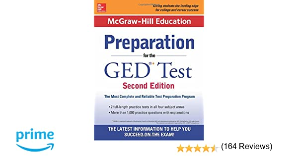 Workbook 4th grade spanish worksheets : McGraw-Hill Education Preparation for the GED Test 2nd Edition ...