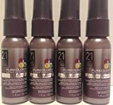 4 Pureology Colour Fanatic 21 Essentail Benefits Travel Trial Size 1oz