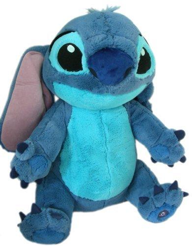 Disney Store ''Lilo & Stitch'' Jumbo Size Stitch Plush Approx 24''