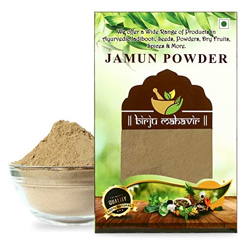 Birju Mahavir 1 Kg Jamun Seed Powder