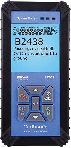 Innova 31703 CarScan OBD2 + OBD1/ABS/SRS Scan Tool