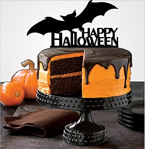 [USA-SALES] Halloween Cake Topper Sellection,