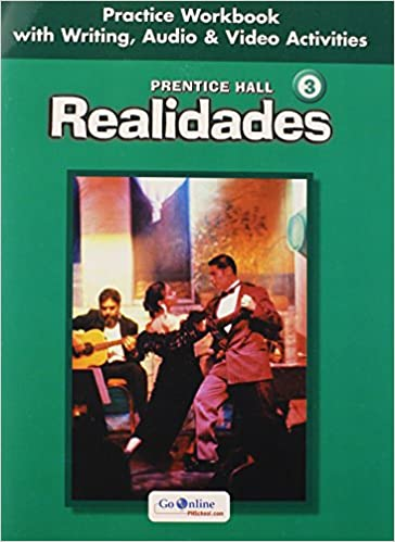answer key realidades 3 workbook