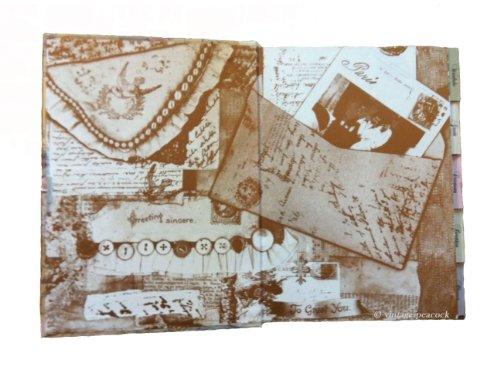 Antique Wedding Diary / Planner