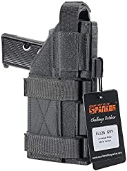 EXCELLENT ELITE SPANKER Pistol Holster Universal Adjustable for M1911 G17 G18 G19 G26 G34 Glock XD-45acp CZ P-