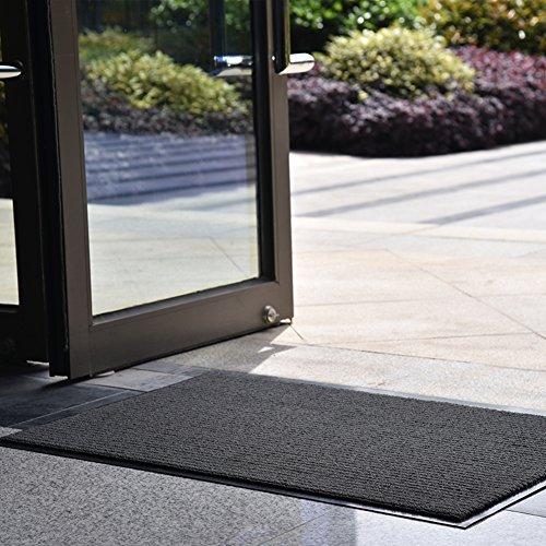 Shaggy Anti-skid Carpets Rugs Floor Mat/Cover 80x120cm Purple - 7