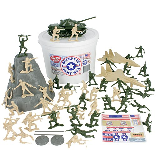 Buy plastic green army men paratrooper BEST VALUE, Top Picks Updated + BONUS