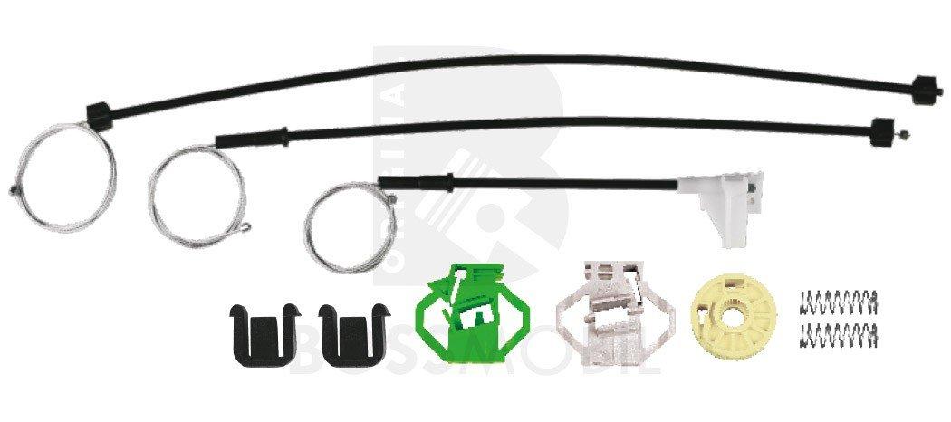 Bossmobil CORDOBA (Vario) (6K2, 6K1), Delantero izquierdo, kit de reparació n de elevalunas elé ctricos kit de reparación de elevalunas eléctricos
