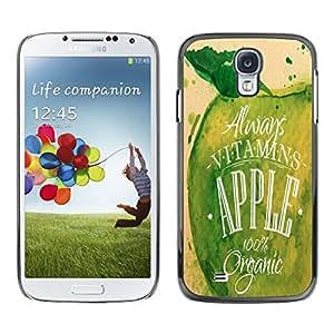 Dragon Case - FOR Samsung Galaxy S4 - let us seize it - Caja protectora de pl??stico duro de la cubierta Dise?¡Ào Slim Fit