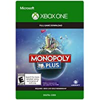 Monopoly Plus for Xbox One by Ubisoft [Digital Download]