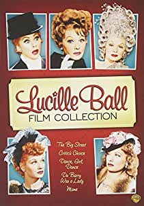 Lucille Ball Film, The Collection