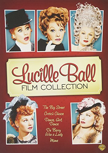 Lucille Ball Film, The Collection -