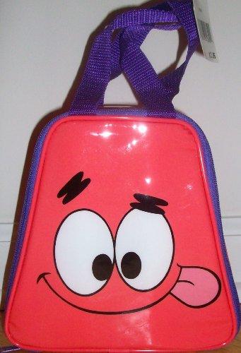 Sponge Bob Square Pants Star Patrick, Nickelodeon, Lunch Kit / Bag / Box (Lunch Barney)