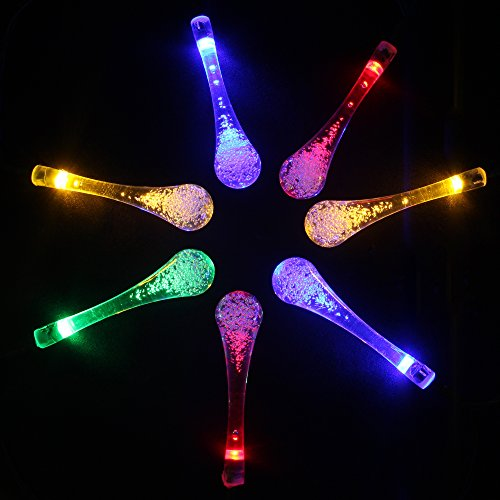 Idoo guirnalda luminosa led para exterior cadena de luces - Guirnaldas leds para exterior ...