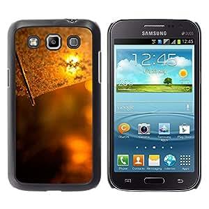 MOBMART Carcasa Funda Case Cover Armor Shell PARA Samsung Galaxy Win I8550 - Golden Shade Of Sunlight
