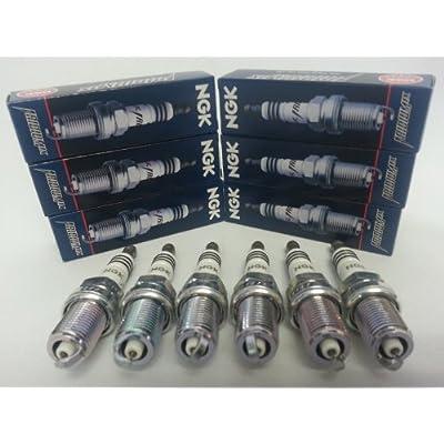 6 New NGK IRIDIUM IX Spark Plugs TR55-1IX # 7316: Automotive