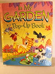 In My Garden Pop-Up Books – tekijä: Gill…