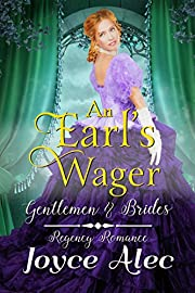 An Earl's Wager: Regency Romance (Gentlemen and Brides)