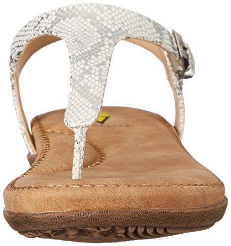 Sandalo Argento Volubile Da Donna