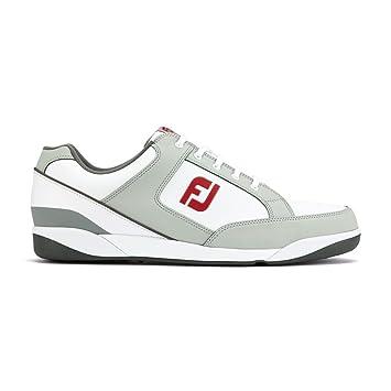 8f655395ff0 FJ Originals Herren Golfschuhe-Weiß-EU 46  Amazon.co.uk  Sports ...