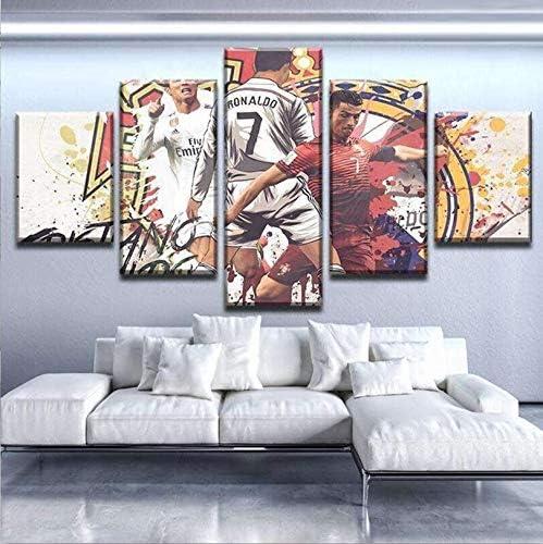 5 Panel HD Druck /Ölgem/älde Cartoon Tier Poster Leinwand Kunst Home Dekora 5 Panel HD-Druck /Ölgem/älde Cartoon Pokemon Poster Leinwand Kunst Wohnkultur Wandkunst Bilder f/ür Wohnzimmer Dekor Kunstwerk