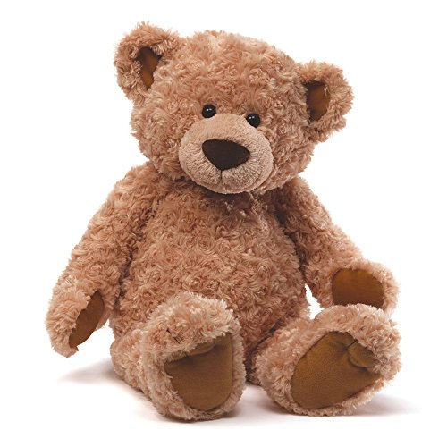 (GUND Maxie Teddy Bear Stuffed Animal Plush, Beige, 24